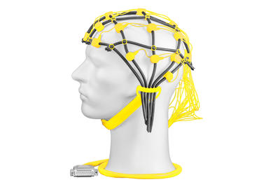 Comby cap yellow, with 22 sintered electrodes